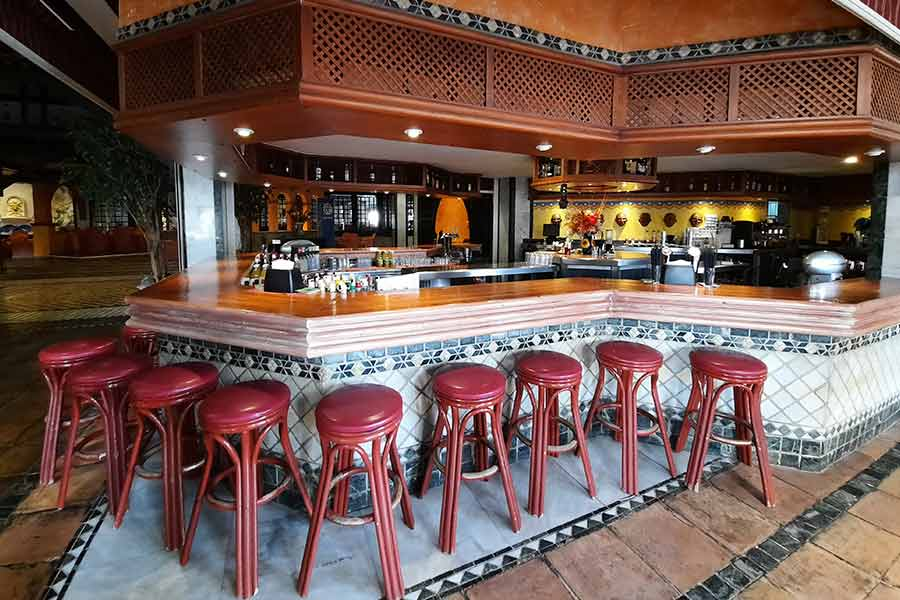 Bar Calima Europe Park club