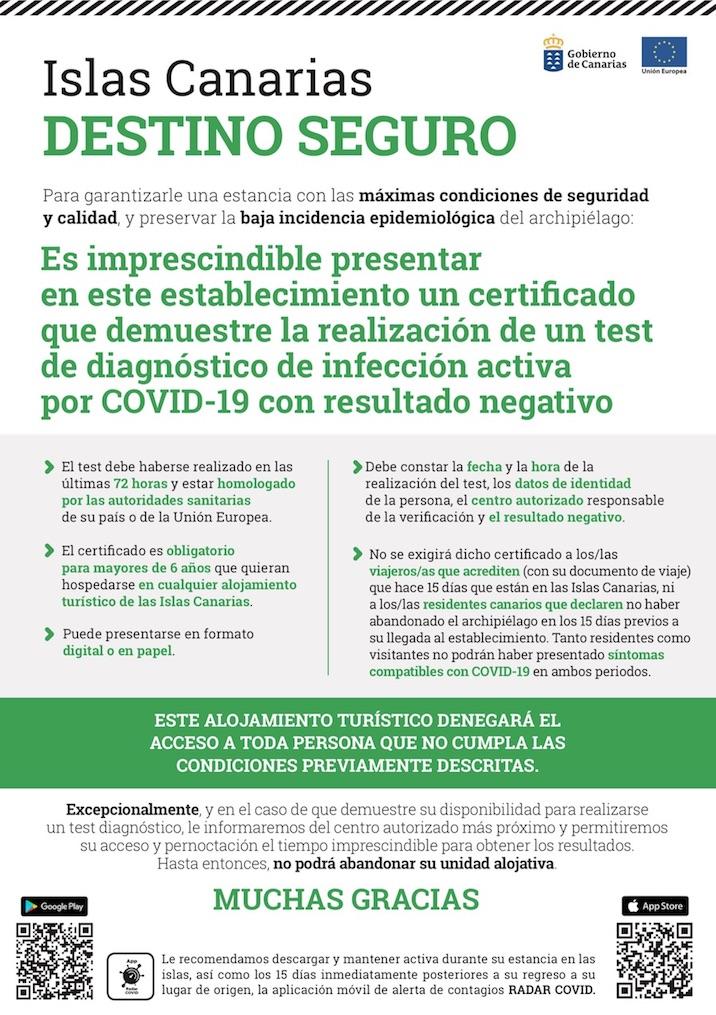 TEST COVID ESP