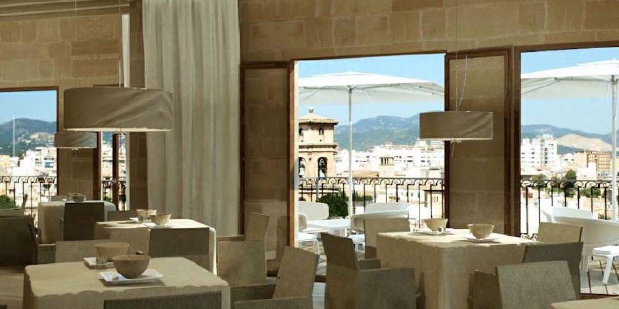 Pestaña Hotel San Bartomeu (5 estrellas)